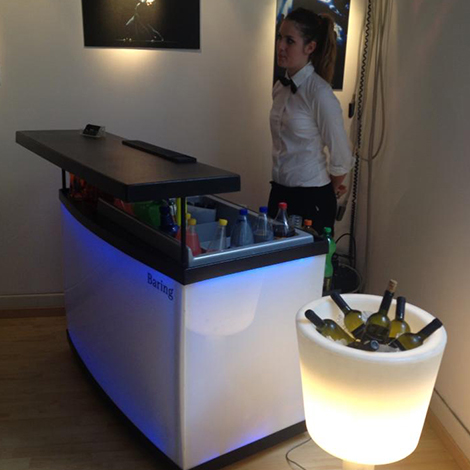 Bancone Smart - Baring - Bar catering